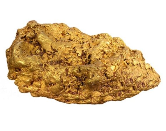 ACTUAL gold nugget