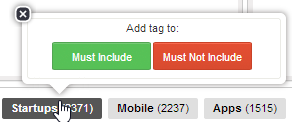RSS Filter Tags